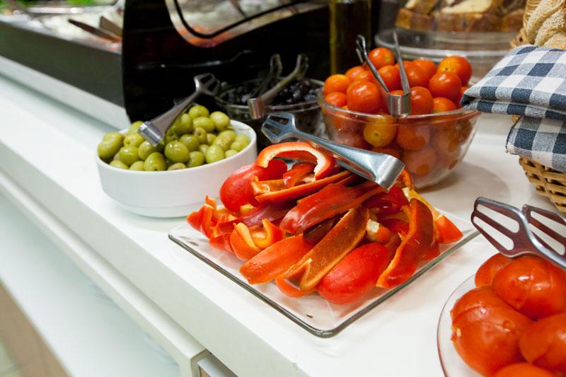 Légumes au petit déjeuner