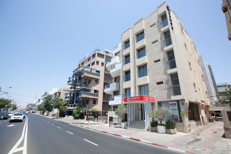 Bâtiment de l'hôtel Armon Hayarkon