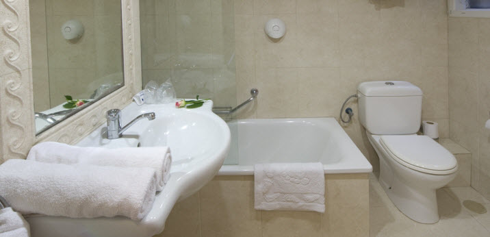 Armon Hayarkon - Salle de bain